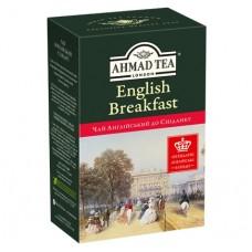Чай Ahmad Tea Англійський до сніданку 100г
