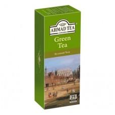 Чай Ahmad Tea Зелений 25х2г