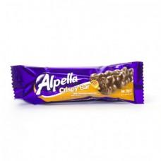 Батончик Alpella Crispy Bar 28 г