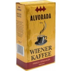 Кофе молотый Alvorada Wiener Kaffee 250 г вак/уп