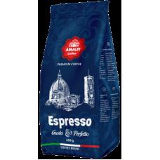 Кофе в зернах Amalfi Coffee Espresso Gusto Perfetto 250 г