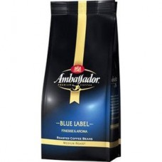 Кофе в зернах Ambassador Blue Label 250 г