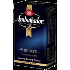 Кофе молотый Ambassador Blue Label 250 г
