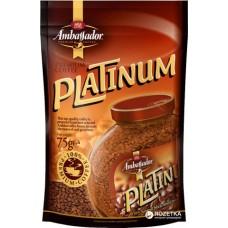 Кофе растворимый Ambassador Platinum 75 г