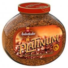 Кофе растворимый Ambassador Platinum 95 г ст/б