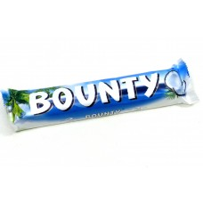 Батончик Bounty 24штх(2х28,5г)