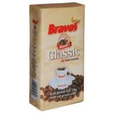 Кофе молотый Bravos Classic 250 г вак/уп