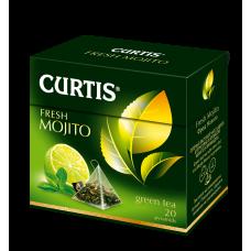 Чай CURTIS Фреш Мохито 20*1,7г Пирам