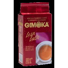 Кофе молотый Gimoka Gran Gusto 250 г вак/уп
