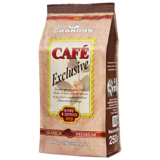 Кофе в зернах Grandos Exclusive 250 г