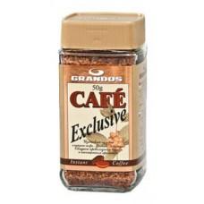 Кофе растворимый Grandos Exclusive 50 г ст/б