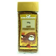 Кофе растворимый Grandos Prestige 100 г ст/б