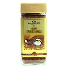 Кофе растворимый Grandos Prestige 50 г ст/б