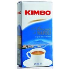 Кофе молотый Kimbo  Aroma Napoli 250 г