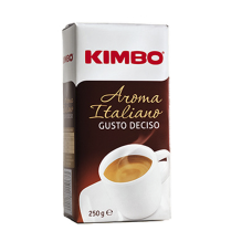 Кофе молотый Kimbo  Gusto Deciso 250 г
