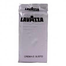 Кофе молотый Lavazza Crema e Gusto 250 г серебр.вак/уп