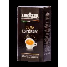Кофе молотый Lavazza Espresso 250 г вак/уп
