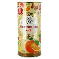 Чай Lovarе Цитрусовий рай 80г