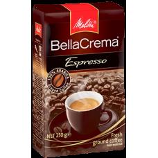 Кофе молотый Melitta Вella Crema Espresso 250 г