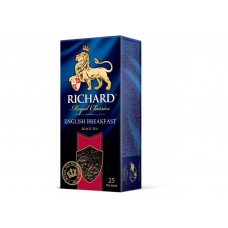 Чай Richard English Breakfast 25*2г пак