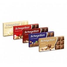 Шоколад Шогетен в ассорт. 100г