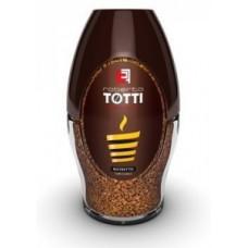 Кофе растворимый Totti Caffe Ristretto 95 г ст/б