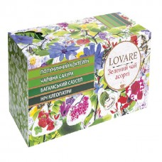 Чай Lovarе ассорти Зеленый чай ф/п 24х2г
