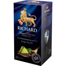 Чай Richard Kings tea №1 25*2г пак