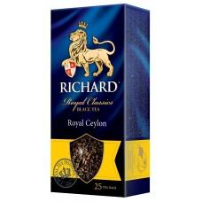 Чай Richard Royal Ceylon 25*2г пак